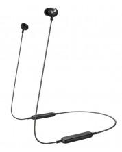Casti sport Panasonic HTX20B - negre