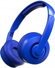 Casti Skullcandy - Casette Wireless,  albastre