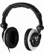 Casti Ultrasone DJ 1 - negru/alb