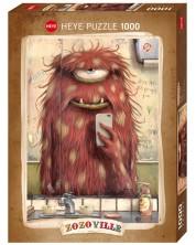 Puzzle Heye de 1000 piese - Selfie, Zozoville