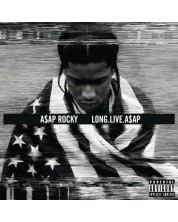 A$AP Rocky - LONG.LIVE.A$AP (Deluxe Version) (CD)