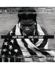 A$AP Rocky - LONG.LIVE.A$AP (Deluxe Version) (CD)