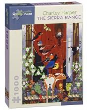 Puzzle Pomegranate de 1000 piese - Sierra Nevada, Charley Harper -1