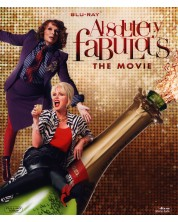 Absolutely Fabulous: The Movie (Blu-ray) -1