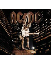 AC/DC - Stiff Upper Lip (CD)