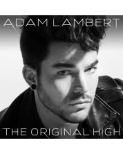 Adam Lambert - The Original High (Deluxe CD)