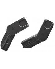 Set adaptor pentru scaun auto  Ergobaby - Metro+, negru -1