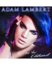 Adam Lambert - For Your Entertainment (CD)