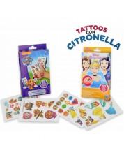 Tatuaje Air-Val Citronella - Princess, pentru fata -1
