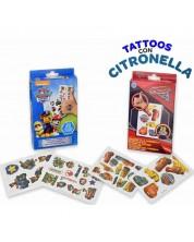 Tatuaje Air-Val Citronella - Cars, pentru baiat -1