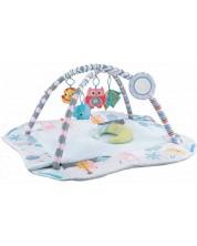 Salteluta pentru gimnastica bebelusului Moni - Oasis СJL628-1D, gri -1