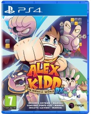 Alex Kidd in Miracle World DX (PS4)