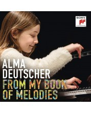 Alma Deutscher - From My Book of Melodies (CD)