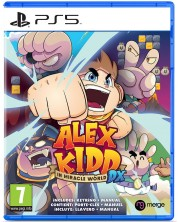 Alex Kidd in Miracle World DX (PS5) -1