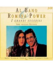 Al Bano & Romina Power - I grandi Successi - Ihre gro?en Erfolge (3 CD)