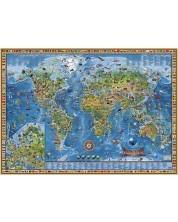 Puzzle Heye de 2000 piese - Lumea uimitoare