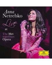 Anna Netrebko - Anna Netrebko - Live At The Metropolitan Opera (CD)