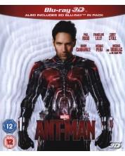 Ant Man 3D+2D (Blu-Ray)