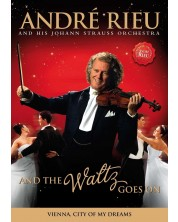 Andre Rieu - And the Waltz Goes on (Blu-ray)