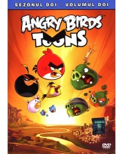 Angry Birds Toons (DVD)