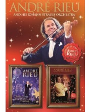 Andre Rieu - Andre Rieu Christmas around The World and Christmas I Love (2 DVD)