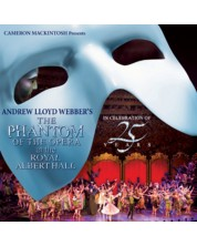 Andrew Lloyd Webber - the Phantom of The Opera At The Royal Albert Hall (2 CD)