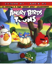 Angry Birds Toons (Blu-ray)