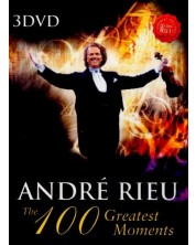 Andre Rieu - 100 Greatest Moments (3 DVD)
