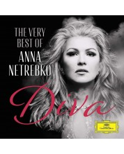Anna Netrebko - Diva - the Very Best of Anna Netrebko (CD)