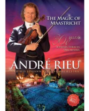 The Magic Of Maastricht - 30 Years Of The Johann Strauss Orchestra (DVD)