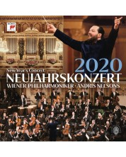 Andris Nelsons & Wiener Philharmoniker - New Year's Concert 2020 (Blu-ray)