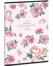 Caiet scolar A4, 40 de file Ars Una Botanic - Mallow