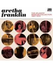 Aretha Franklin - Atlantic Collection (2 CD)