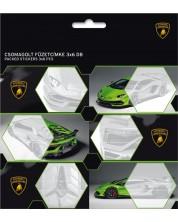 Etichete scolare Ars Una Lamborghini - 18 bucati -1