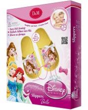 Set creativ Revontuli Toys Oy - Coase singur, papuci cu Belle