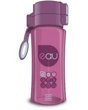 Sticla pentru apa Ars Una - Roz inchis, 450 ml