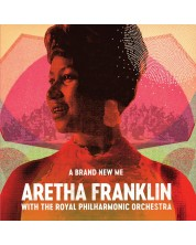 Aretha Franklin - A Brand New Me (CD)