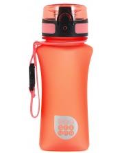 Sticla pentru apa Ars Una - Oranj mat, 350 ml