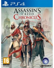 Assassin's Creed Chronicles Pack (PS4)