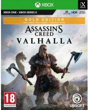Assassin's Creed Valhalla – Gold Edition (Xbox One)