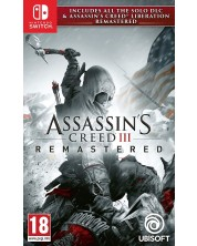 Assassin's Creed III Remastered + Liberation (Nintendo Switch)