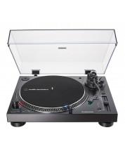 Pick-up Audio-Technica - AT-LP120XUSB, negru