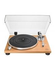 Pick-up Audio-Technica - AT-LPW30TK, hi-fi, teak