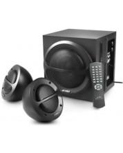Sistem audio Fenda F&D - A111X, 2.1, negru