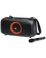 Sistem audio JBL - PartyBox On-The-Go, neagra