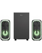 Sistem audio Trust - GXT635 RUMAX BT, 2.1, negru