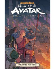 Avatar: The Last Airbender - Imbalance Part Three
