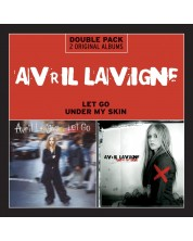 Avril Lavigne - Let Go/Under My Skin(2 CD)