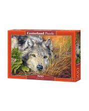 Puzzle Castorland de 500 piese - Suflet curat