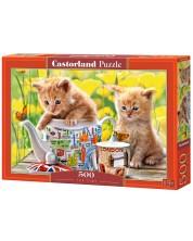 Puzzle Castorland de 500 piese - E timpul pentru ceai